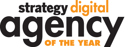 strategy digital Agency of the Year